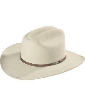 Resistol 6X John Wayne Duke Felt Hat, Silverbelly, hi-res