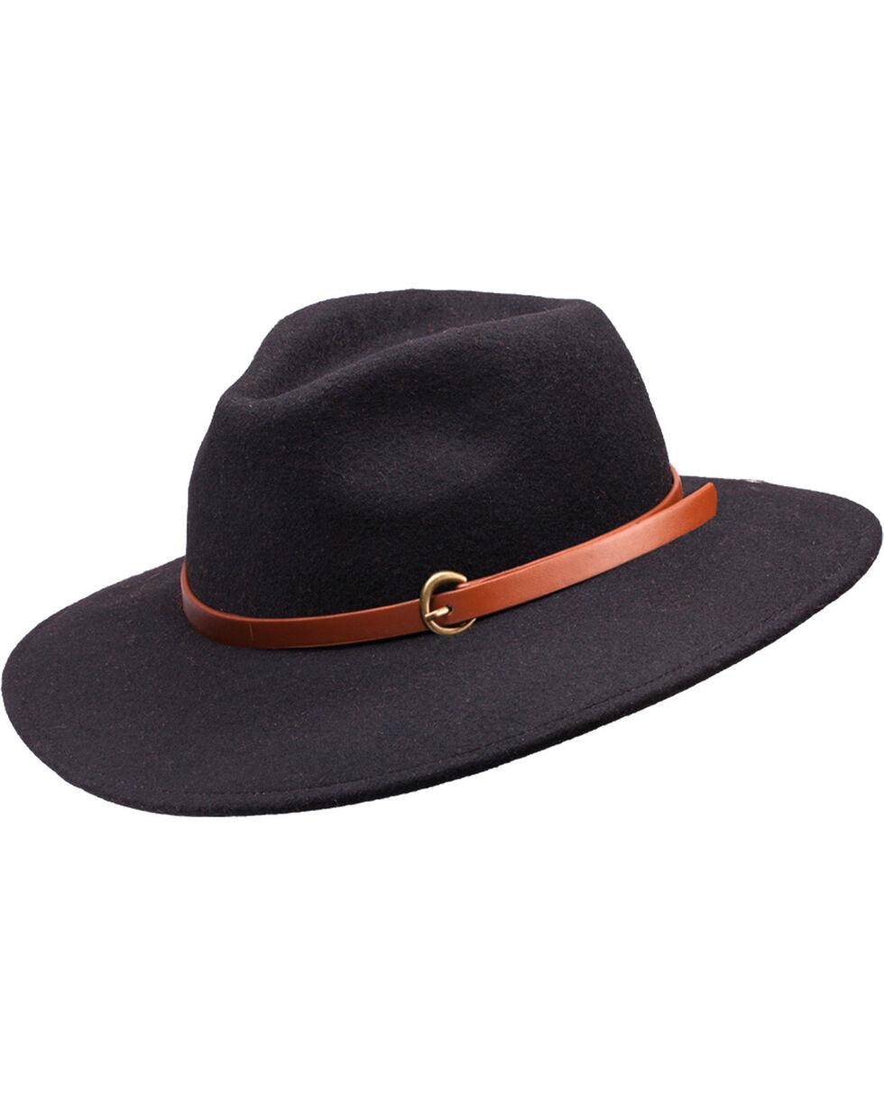 Peter Grimm Women's Beda Wool Wire Brim Hat, Rust Copper, hi-res