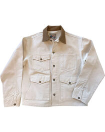 Schaefer Outfitter Men's Natural Vintage Brush Jacket - 2XL, , hi-res