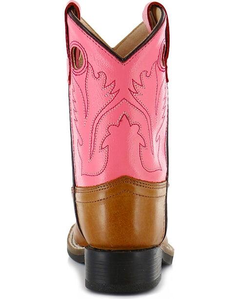 Cody James® Infant Square Toe Western Boots, Tan, hi-res