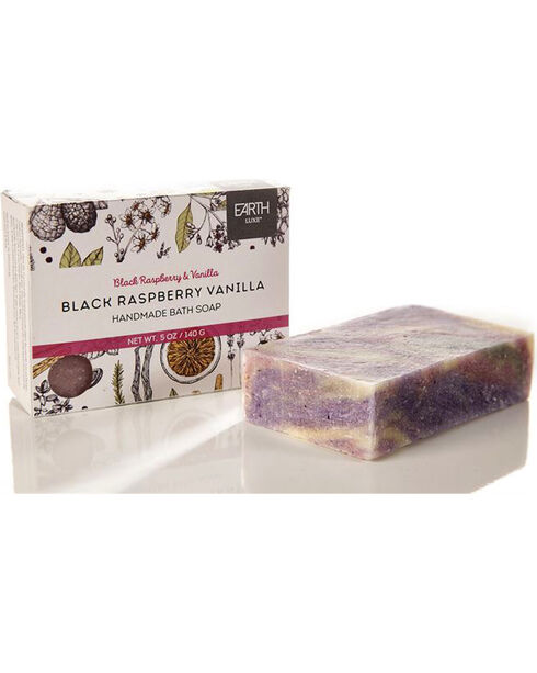 Gift Craft Black Raspberry Vanilla Nearly Natural Soap, No Color, hi-res
