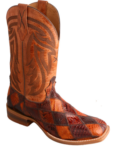Twisted X Women's Rancher Western Boots, Multi, hi-res