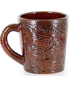 BB Ranch® Engraved Filigree Mug, No Color, hi-res