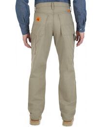 Wrangler RIGGS Workwear Men's Flame Resistant Ripstop Carpenter Pants, , hi-res