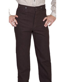 Wahmaker by Scully Raised Dobby Stripe Pants - Tall, , hi-res