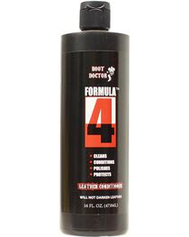 Boot Doctor Formula 4 Leather Conditioner - 16-Oz., , hi-res