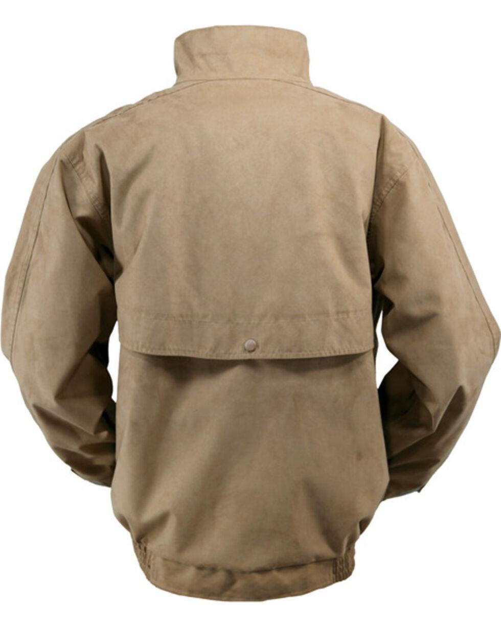 Outback Unisex Waterproof Rambler Jacket, Tan, hi-res