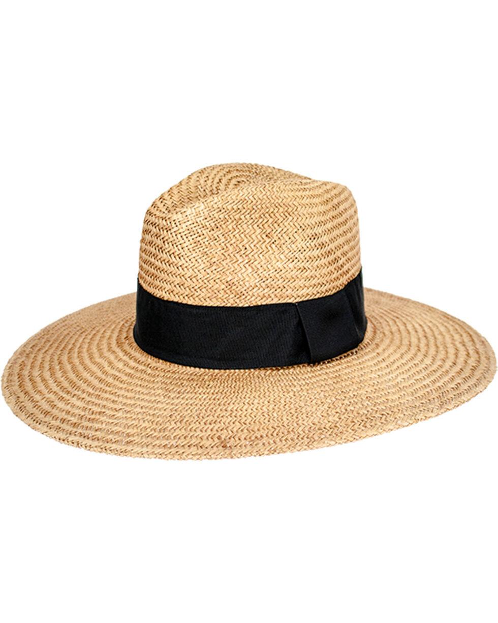 Peter Grimm Women's Natural Rebeca Sun Hat , Natural, hi-res
