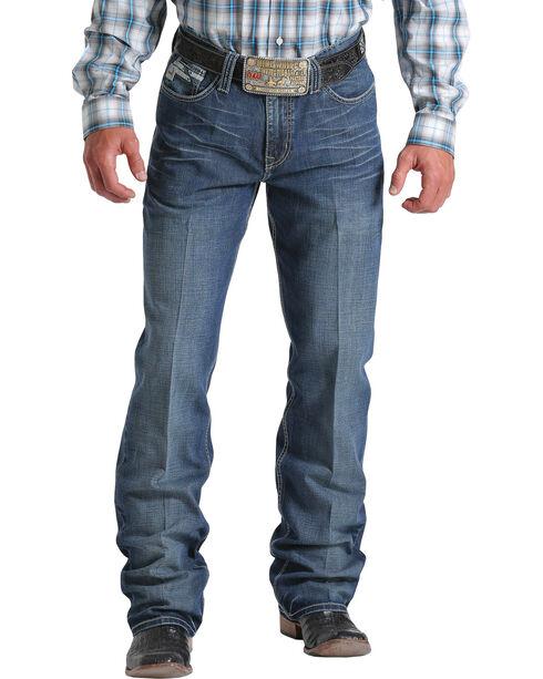 Cinch Men's Grant Boot Cut Jeans, Indigo, hi-res