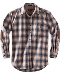 Pendleton Men's Oxford Grey Trail Shirt , , hi-res