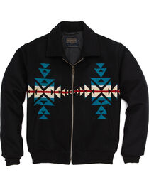 Pendleton Men's Black Santa Fe Jacket, , hi-res