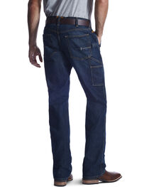 Ariat Men's M4 Workhorse Relaxed Fit Carpenter Jeans, , hi-res