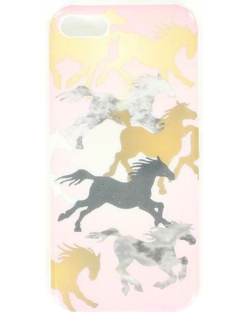 Running Horses iPhone 5 Case, , hi-res