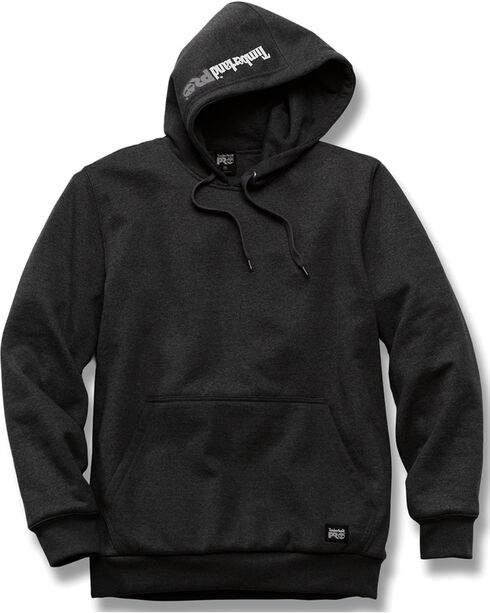 Timberland PRO Men's Black Double Duty Hooded Pullover , Black, hi-res