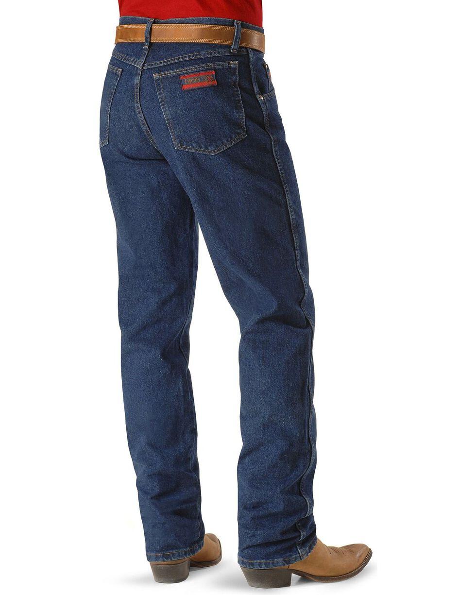 Wrangler 20X Men's Rodeo Western Jeans, Dark Denim, hi-res