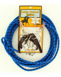 Little Outlaw Rope, Badge & Spur Set, , hi-res