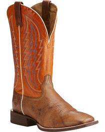 Ariat Men's Circuit Stride Western Boots, , hi-res