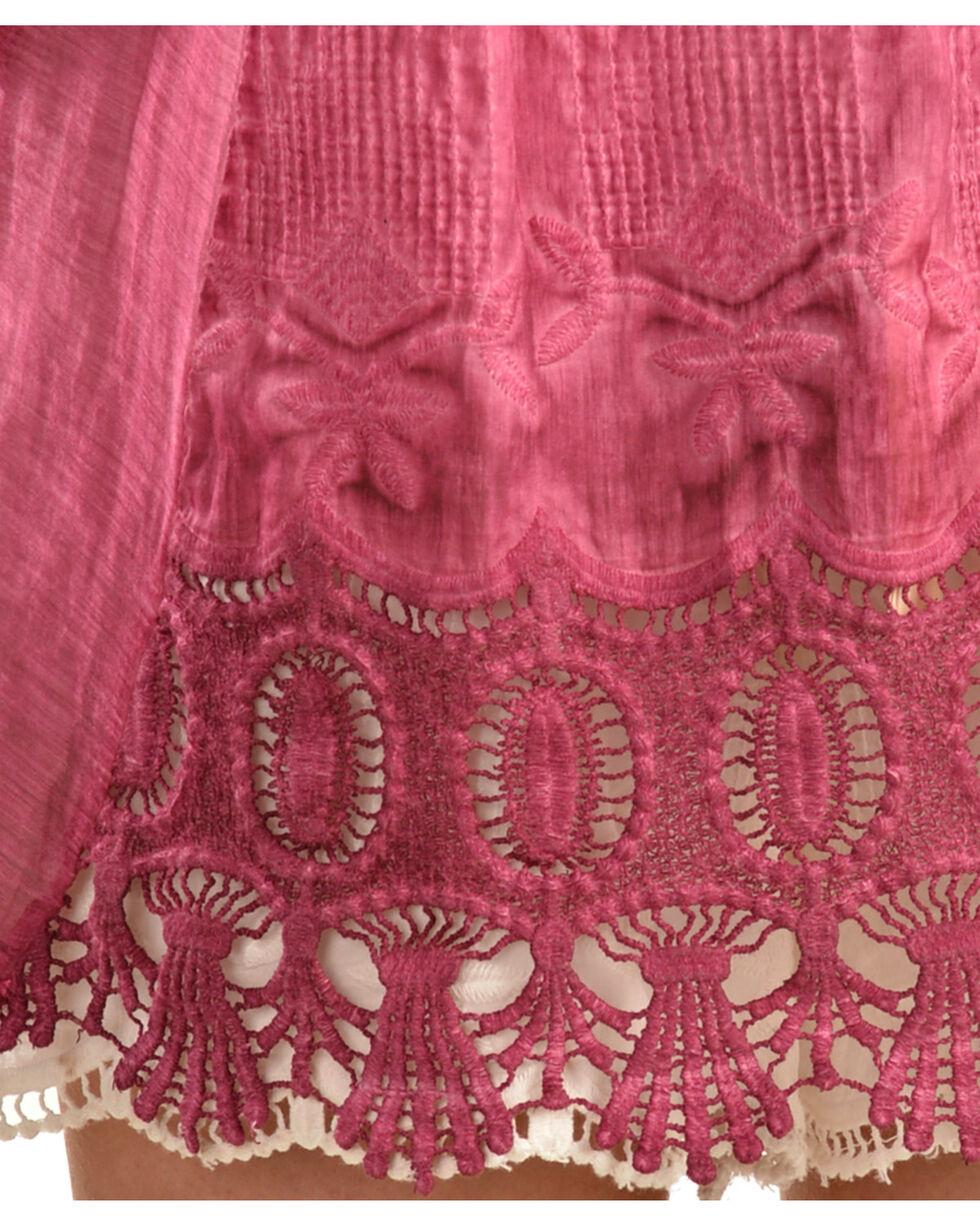 Black Swan Women's Pink Long Island Top, Pink, hi-res
