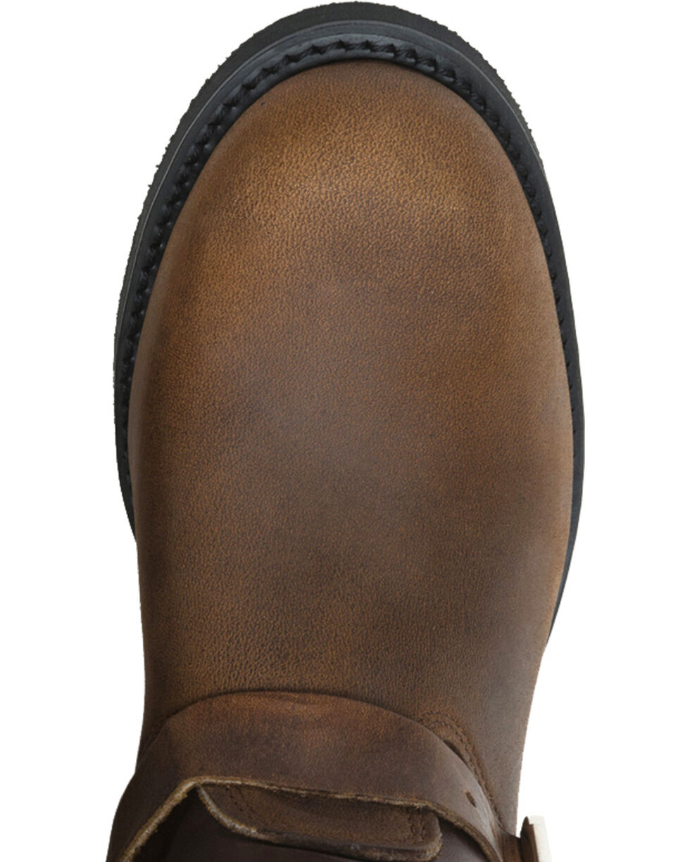 Frye Men's Engineer 12R Boots, Gaucho, hi-res