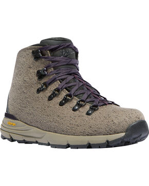 Danner Men's Timberwolf Mountain 600 Enduroweave Hiking Boots - Round Toe, Multi, hi-res