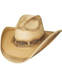 Bullhide Women's Moonlight Straw Hat, , hi-res