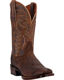 Dan Post Men's Cutter Western Boots, , hi-res