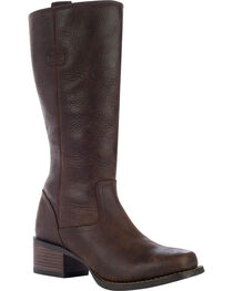 Durango Women's Charlotte Western Fashion Boots, Brown, hi-res