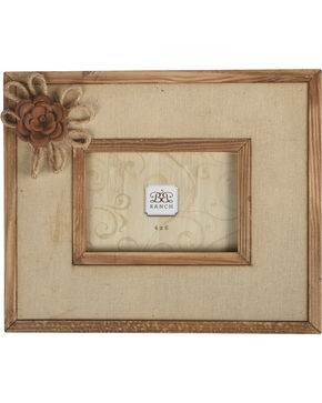 BB Ranch 4X6 Burlap Frame, Brown, hi-res