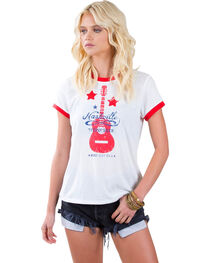 White Crow Women's Nashville T-Shirt , , hi-res