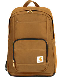 Carhartt Unisex Legacy Classic Work Backpack , Brown, hi-res