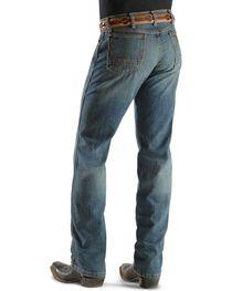 Wrangler RETRO Men's Slim Straight Premium Denim, , hi-res