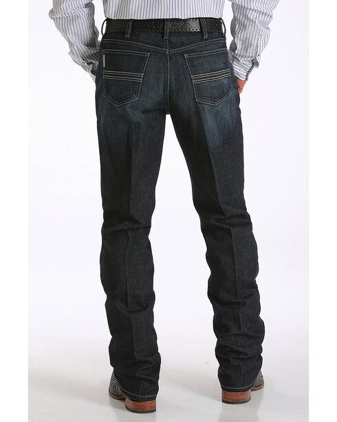 Cinch Men's Indigo Silver Label Performance Jeans - Straight Leg , Indigo, hi-res