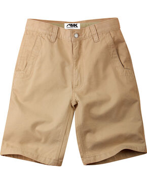 Mountain Khakis Men's Teton Relaxed Fit Shorts, Beige, hi-res