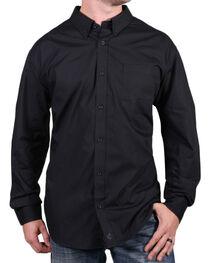 Cody James Core Men's Chute Solid Long Sleeve Shirt, , hi-res