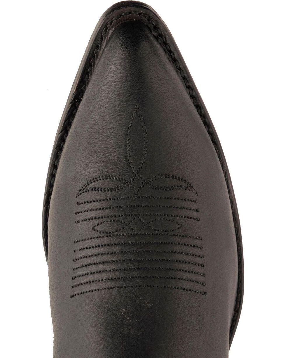 Tony Lama Men's Americana Pointed Toe Western Boots, Black, hi-res