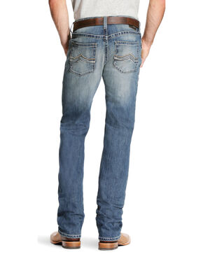 Ariat Men's M5 Texarcana Slim Straight Leg Jeans , Blue, hi-res