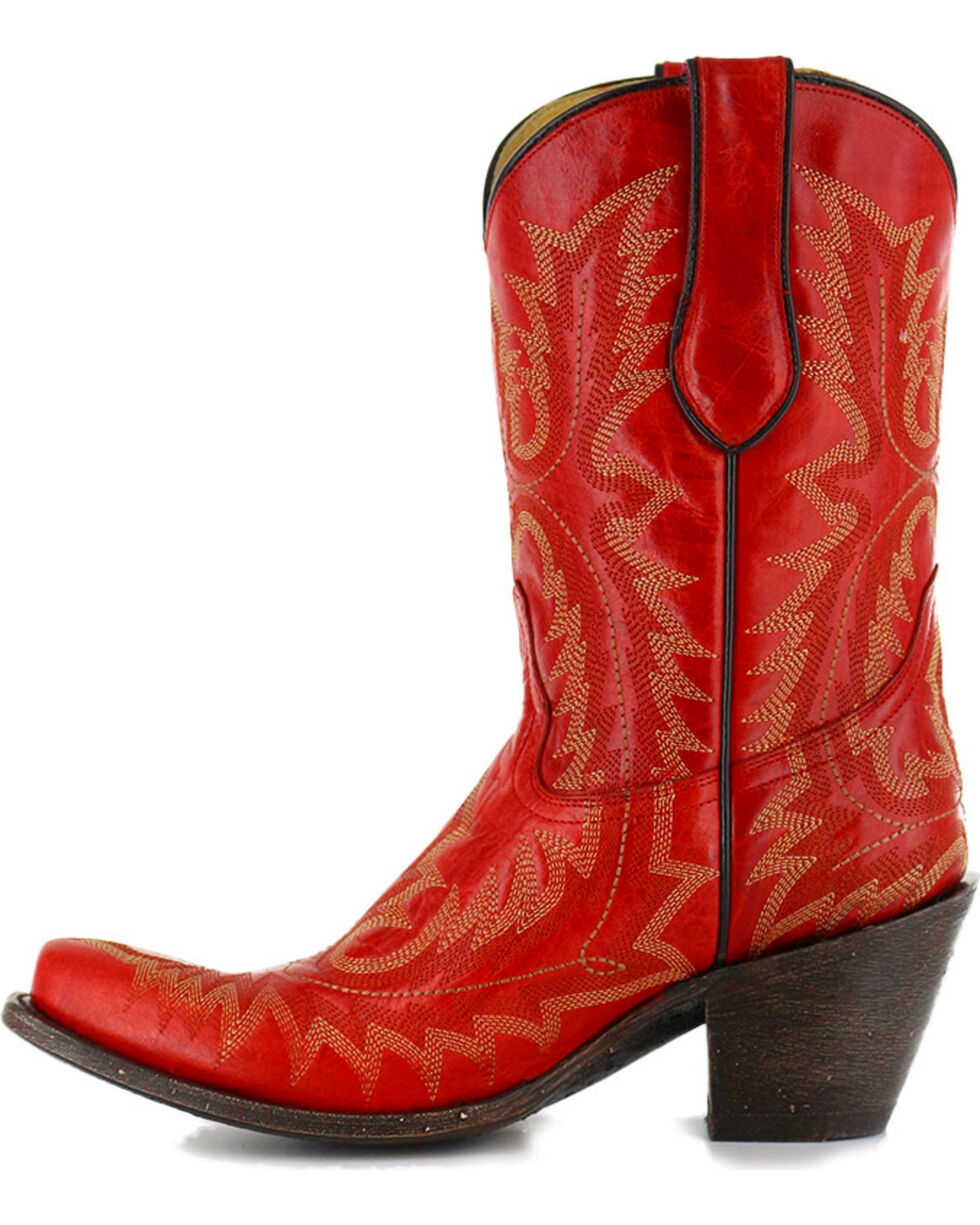 """Corral Women's Picasso 10"""" Western Boots, , hi-res"""