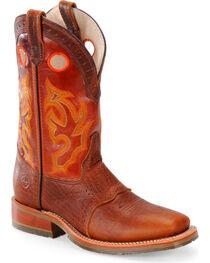 Double-H Men's Roper Boots, , hi-res