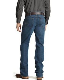 Ariat Men's Rebar M4 Low Rise Boot Cut Jeans, , hi-res