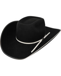 Resistol Men's Snake Eyes Wool Cowboy Hat, , hi-res