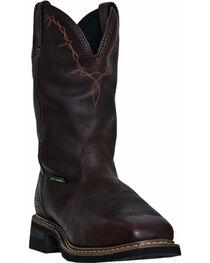 John Deere® Men's Steel Toe Work Boots, , hi-res