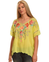 Johnny Was Women's Jenn Blouse , , hi-res
