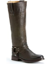Frye Women's Melissa Harness Boots - Round Toe, , hi-res