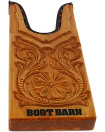 BB Ranch® Light Wood Boot Jack, , hi-res