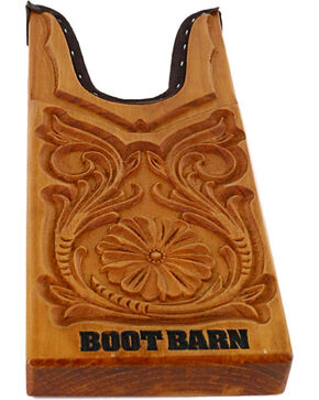 BB Ranch® Light Wood Boot Jack, Tan, hi-res