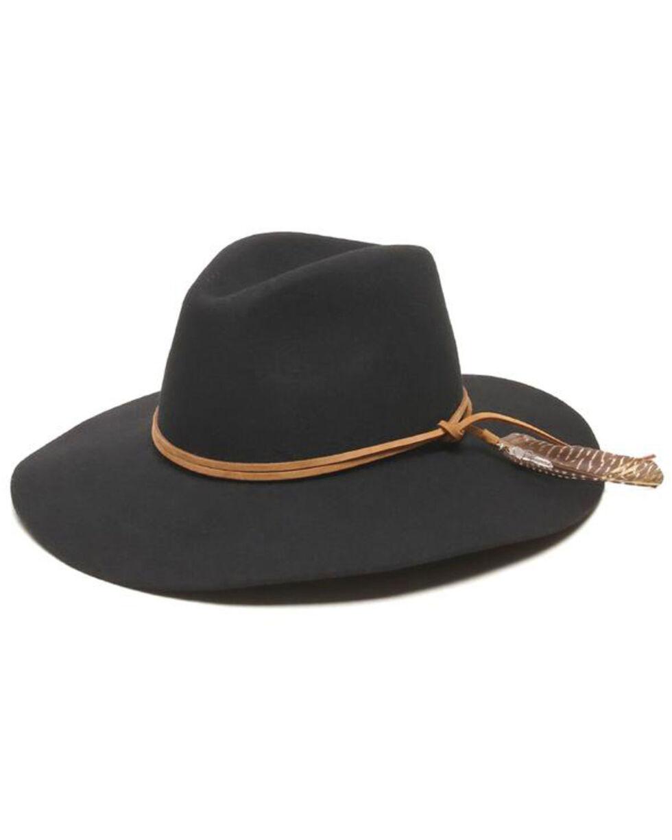 ále by Alessandra Kaci Boho Floppy Felt Hat, , hi-res