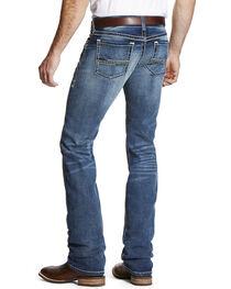 Ariat Men's Blue M7 Dawson Durango Jeans- Straight Leg , , hi-res