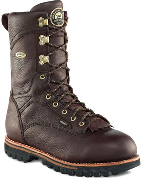 Red Wing Irish Setter Elk Tracker 1000 Hunting Boots , Brown, hi-res