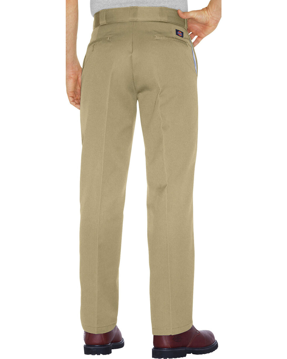Dickies Men's Original 847 Work Pants - Big & Tall, Tan, hi-res