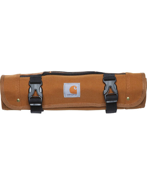 Carhartt Legacy Tool Roll, Brown, hi-res